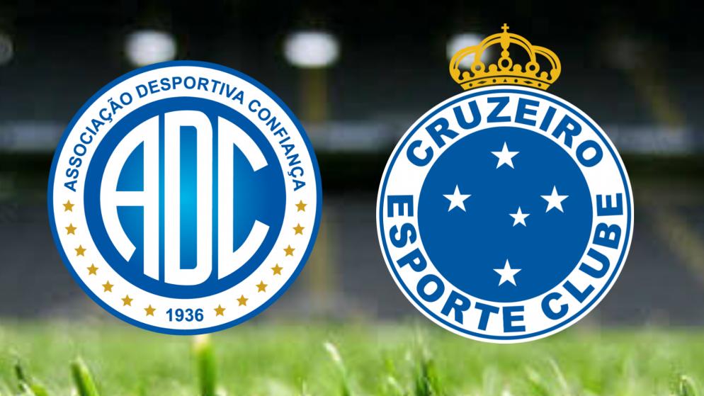 Apostas Confiança x Cruzeiro Brasileirão Série B 29/05/2021