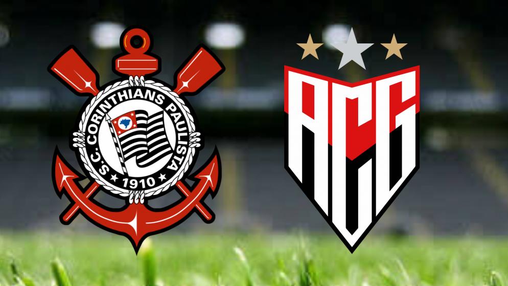 Apostas Corinthians x Atlético Goianiense Copa do Brasil 02/06/21