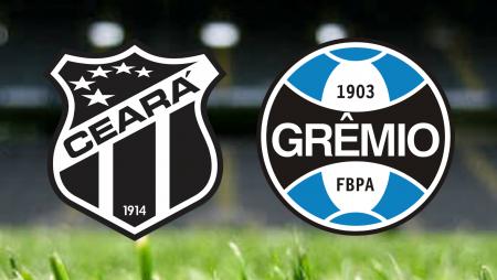 Apostas Ceará x Grêmio Brasileirão 30/05/21
