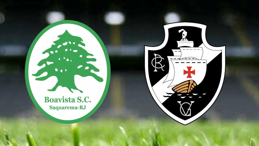 Apostas Boavista x Vasco Copa do Brasil 01/06/21