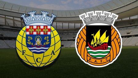 Apostas Arouca x Rio Ave Playoff Primeira Liga NOS 26/05/21