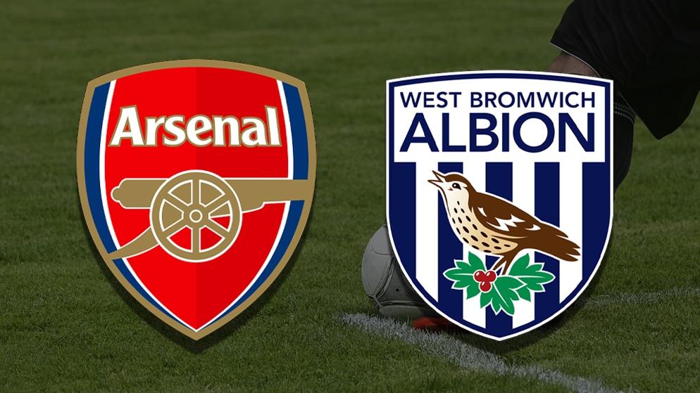Apostas Arsenal x West Bromwich Premier League 09/05/21