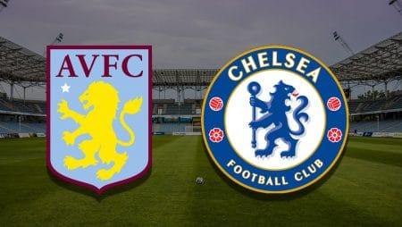 Apostas Aston Villa x Chelsea Premier League 23/05/21