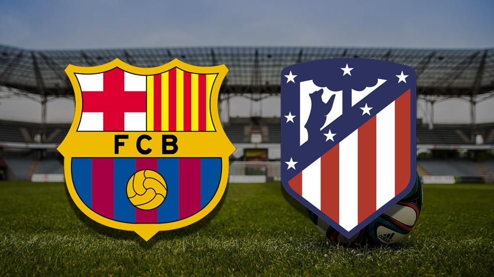 Apostas Barcelona x Atlético de Madrid La Liga 08/05/21