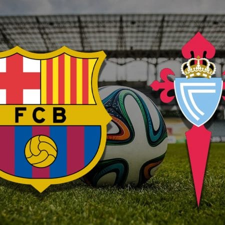Apostas Barcelona x Celta de Vigo La Liga 16/05/21