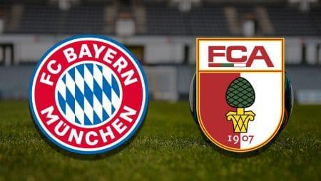 Apostas Bayern de Munique x Augsburg Bundesliga 22/05/21