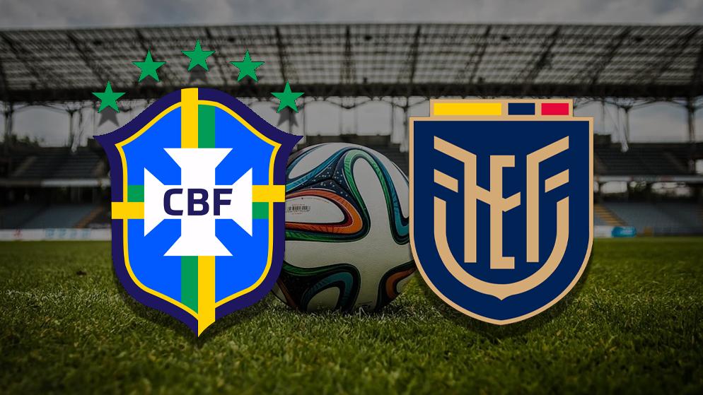 Apostas Brasil x Equador Eliminatórias 04/06/21