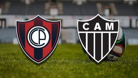 Apostas Cerro Porteño x Atlético Mineiro Copa Libertadores 19/05/21