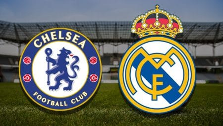 Apostas Chelsea x Real Madrid Champions League 05/05/21