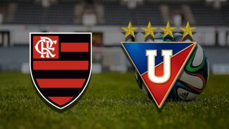 Apostas Flamengo x LDU Copa Libertadores 19/05/21