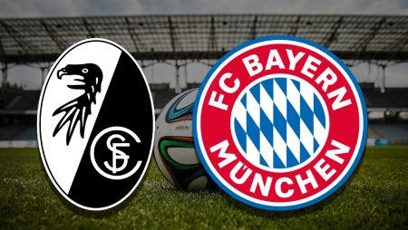 Apostas Freiburg x Bayern de Munique Bundesliga 15/05/21