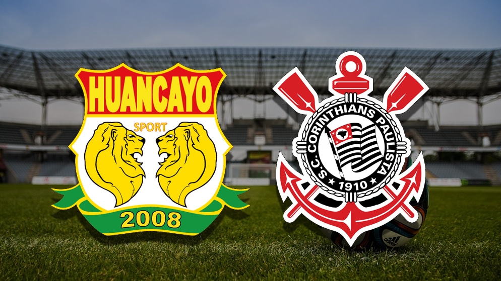 Apostas Sport Huancayo x Corinthians Copa Sul-Americana 06/05/21