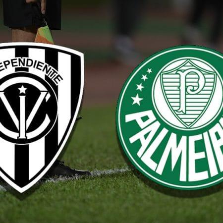 Apostas Independiente del Valle x Palmeiras Copa Libertadores 11/05/21