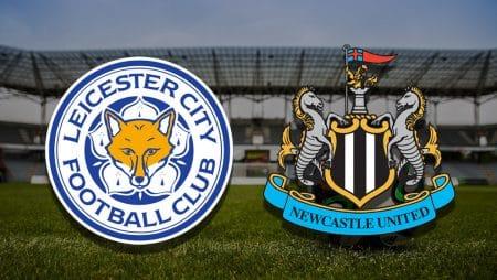 Apostas Leicester x Newcastle Premier League 07/05/21