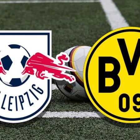 Apostas RB Leipzig x Borussia Dortmund Copa da Alemanha 13/05/21