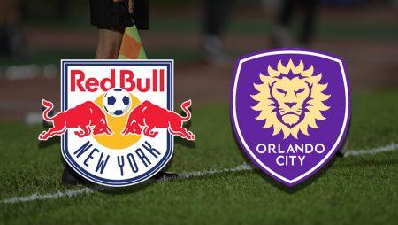Apostas New York Red Bulls x Orlando City MLS 29/05/21