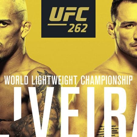 Apostas UFC 262 Oliveira x Chandler 15/05/21