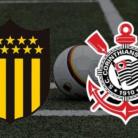 Apostas Peñarol x Corinthians Copa Sul-Americana 13/05/21