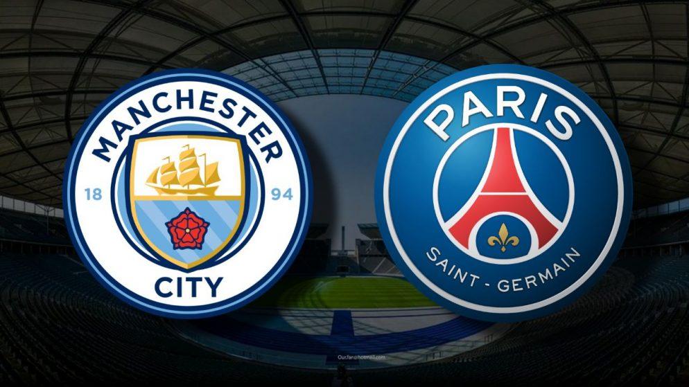 Apostas Manchester City x PSG Liga dos Campeões 04/05/21