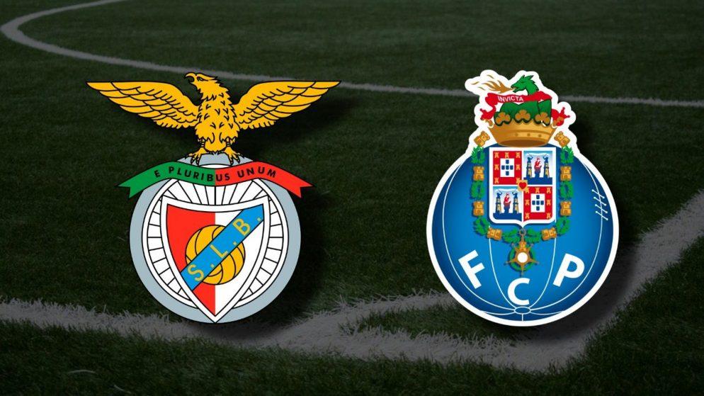 Apostas SL Benfica x FC Porto Liga NOS 06/05/21
