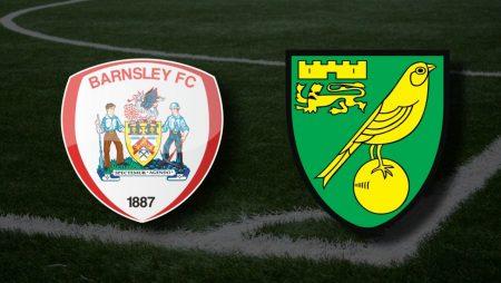 Apostas Barnsley x Norwich Championship 08/05/21