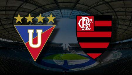 Apostas LDU de Quito x Flamengo Libertadores da América 04/05/21
