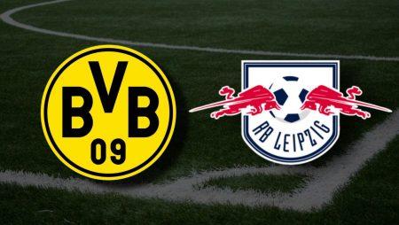 Apostas Borussia Dortmund x RB Leipzig Bundesliga 08/05/21
