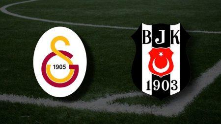 Apostas Galatasaray x Besiktas Süper Lig 08/05/21