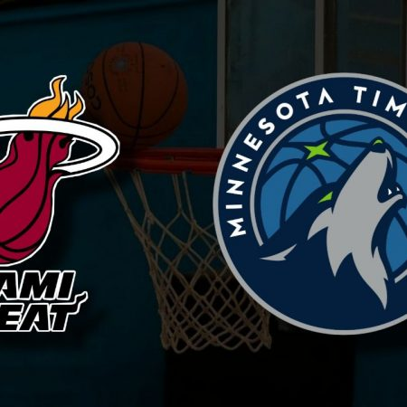 Apostas Miami Heat x Minnesota Timberwolves NBA 07/05/21