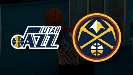 Apostas Utah Jazz x Denver Nuggets NBA 07/05/21