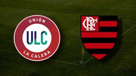 Apostas Unión La Calera x Flamengo Libertadores da América 11/05/21