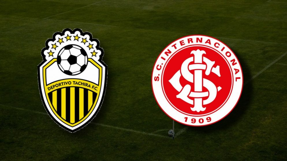 Apostas Deportivo Táchira x Internacional Libertadores da América 11/05/21