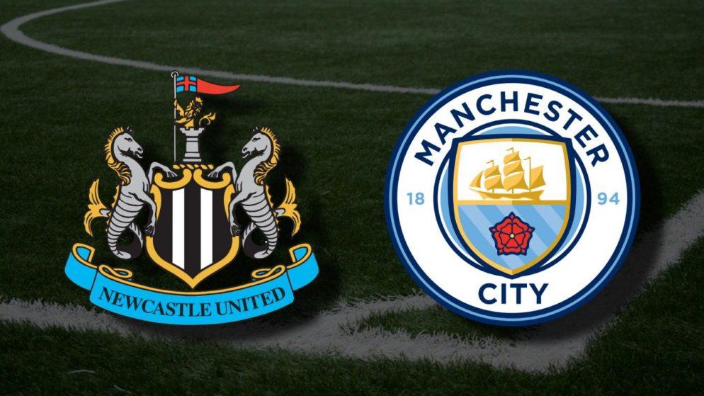 Apostas Newcastle x Manchester City Premier League 14/05/21