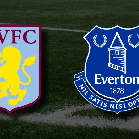 Apostas Aston Villa x Everton Premier League 13/05/21