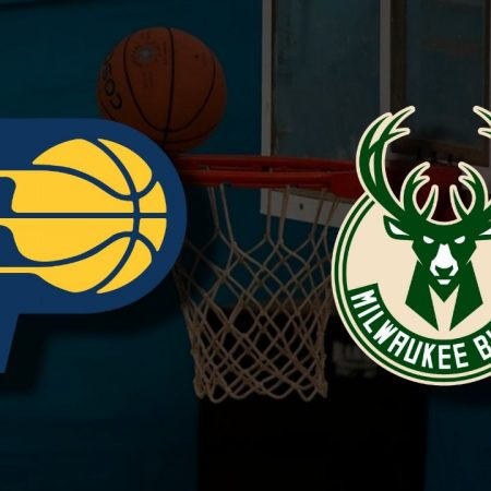 Apostas Indiana Pacers x Milwaukee Bucks NBA 13/05/21