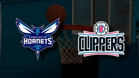 Apostas Charlotte Hornets x Los Angeles Clippers NBA 13/05/21