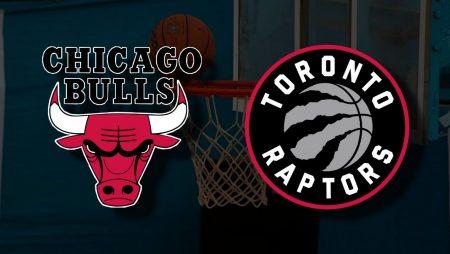 Apostas Chicago Bulls x Toronto Raptors NBA 13/05/21