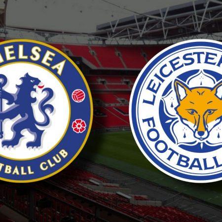 Apostas Chelsea x Leicester FINAL FA Cup 15/05/21