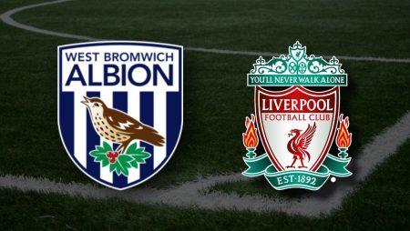 Apostas West Brom x Liverpool Premier League 16/05/21