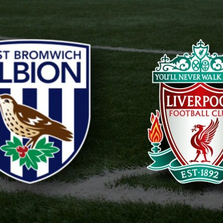 Apostas West Brom x Liverpool Premier League 16/05/21