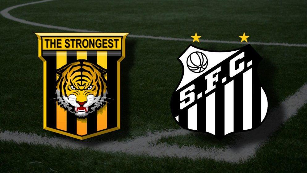 Apostas The Strongest x Santos Libertadores da América 18/05/21