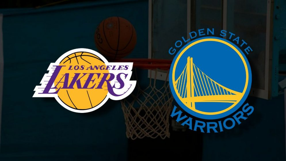Apostas Los Angeles Lakers x Golden State Warriors NBA Play-In 19/05/21