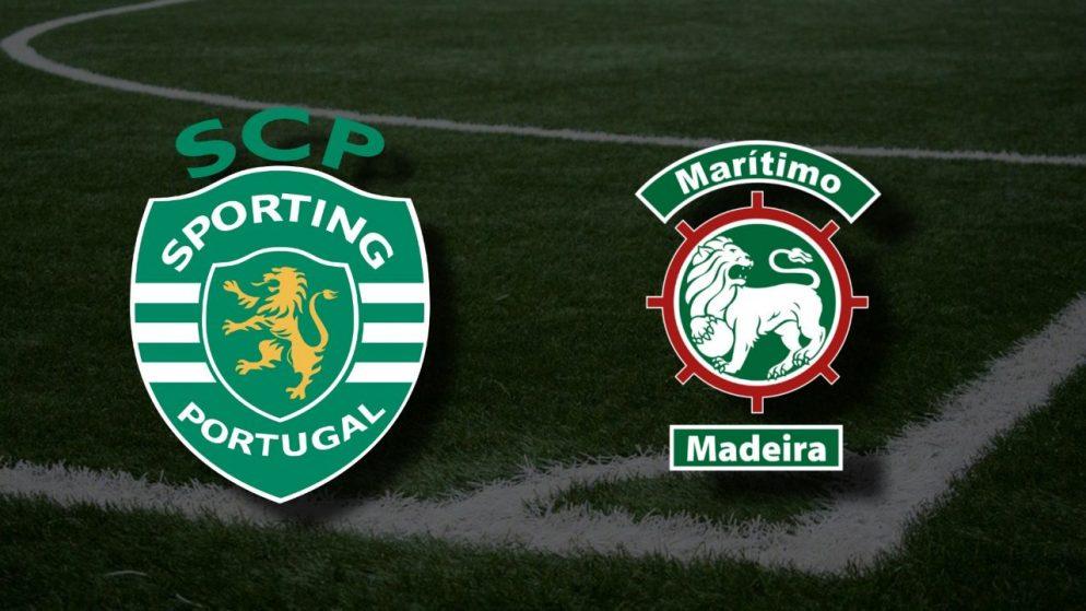 Apostas Sporting x Marítimo Liga NOS 19/05/21