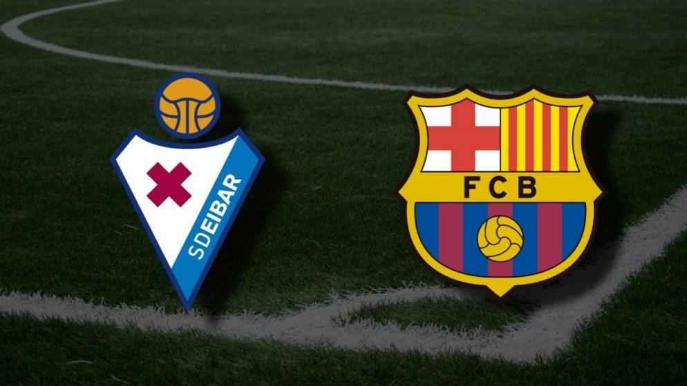 Apostas Eibar x Barcelona La Liga 22/05/21
