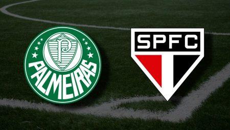 Apostas Palmeiras vs São Paulo Final Paulistão 20/05/21