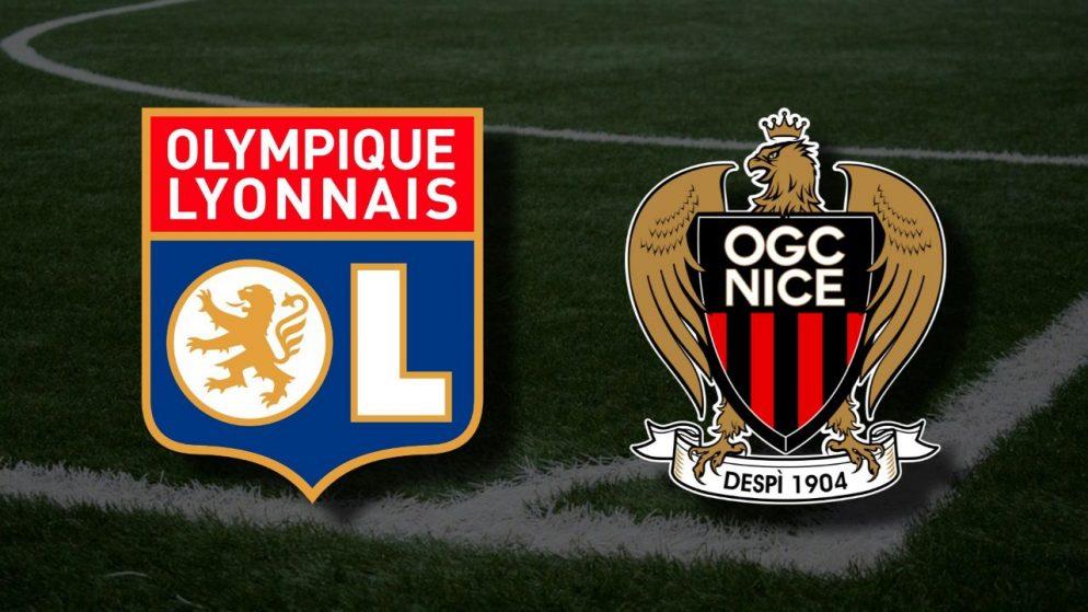 Apostas Lyon x Nice Ligue 1 23/05/21