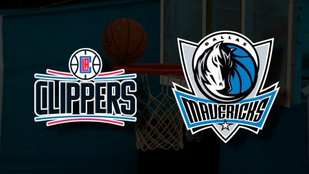 Apostas Los Angeles Clippers x Dallas Mavericks Jogo 5 Playoffs NBA 02/06/21