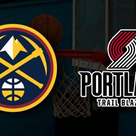 Apostas Denver Nuggets x Portland Trail Blazers Jogo 5 Playoffs NBA 01/06/21