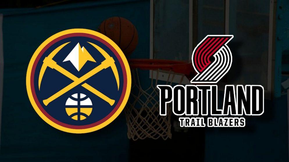 Apostas Denver Nuggets x Portland Trail Blazers Playoffs NBA 22/05/21