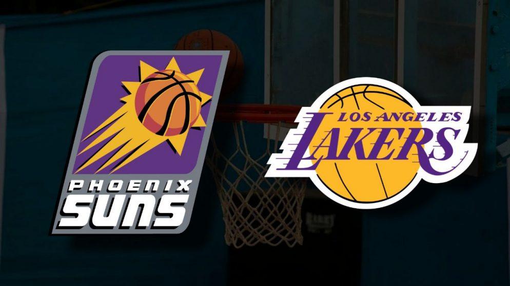 Apostas Phoenix Suns x Los Angeles Lakers Jogo 2 Playoffs NBA 25/05/21